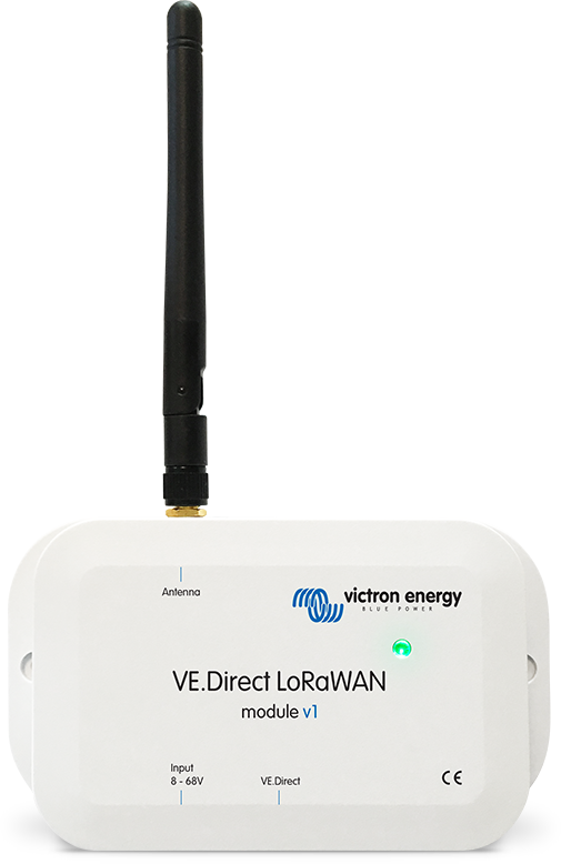 VE.Direct LoRaWAN modülü